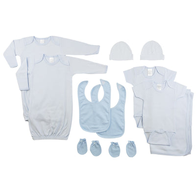 Bambini Boys 11 Piece Layette Set - Baby World Inc