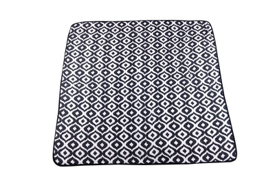 Moroccan Blue Newcastle Blanket - Baby World Inc