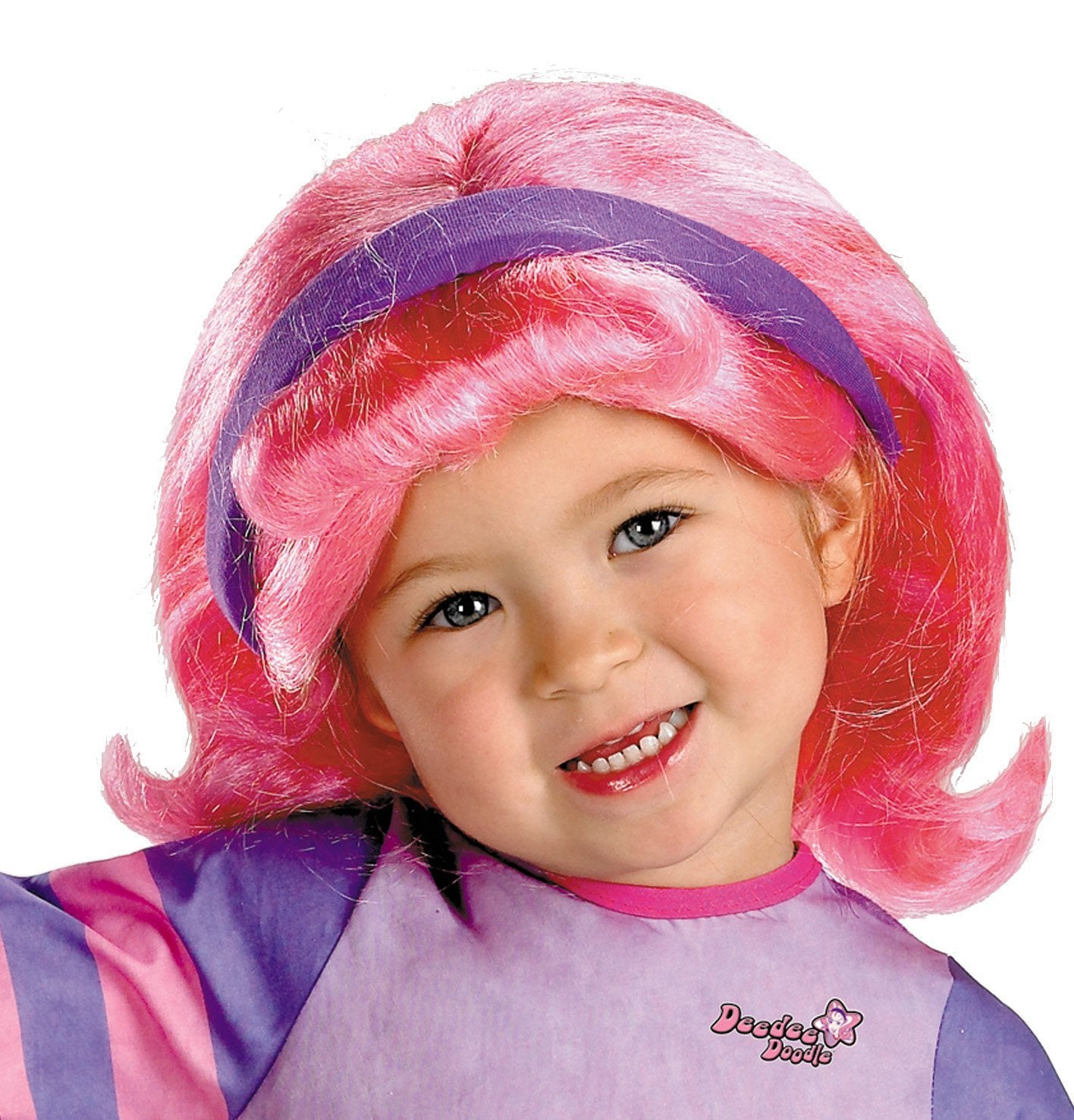Disney Doodlebops Deedee Childs Wig - Baby World Inc