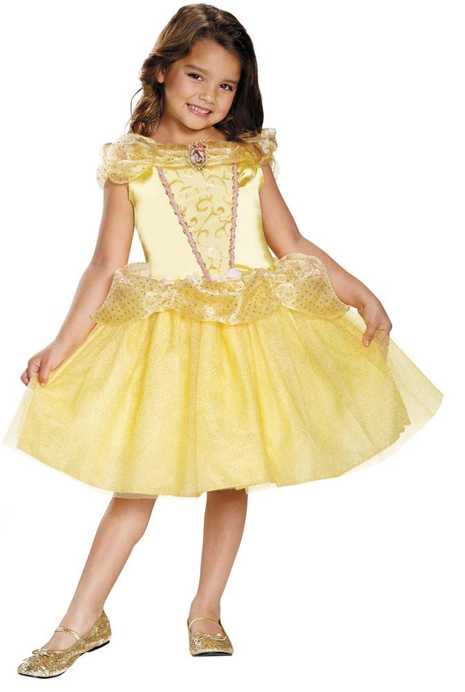 Belle Classic Toddler Costume 3T-4T - Baby World Inc