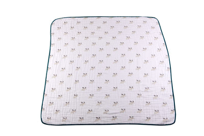 Mister Moose & Forest Arrow Newcastle Blanket - Baby World Inc