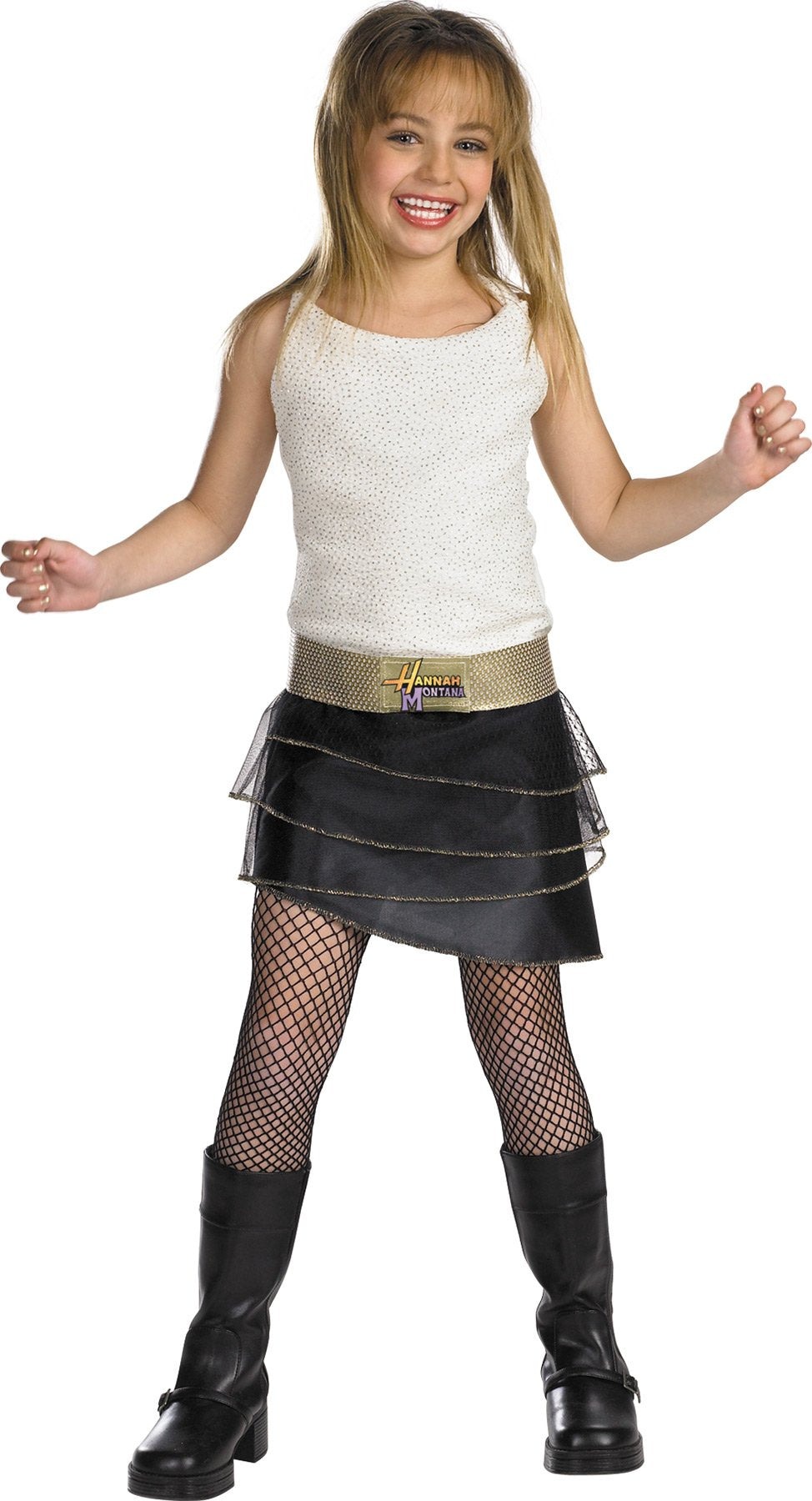 Disney Hannah Montana Quality Costume 7-8 - Baby World Inc