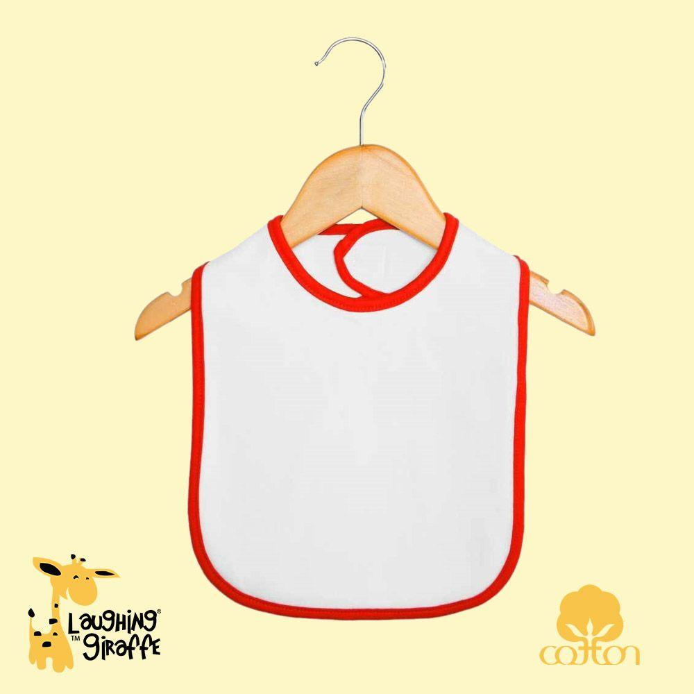 Baby Ringer Bib 2 Ply w/ Velcro - Baby World Inc
