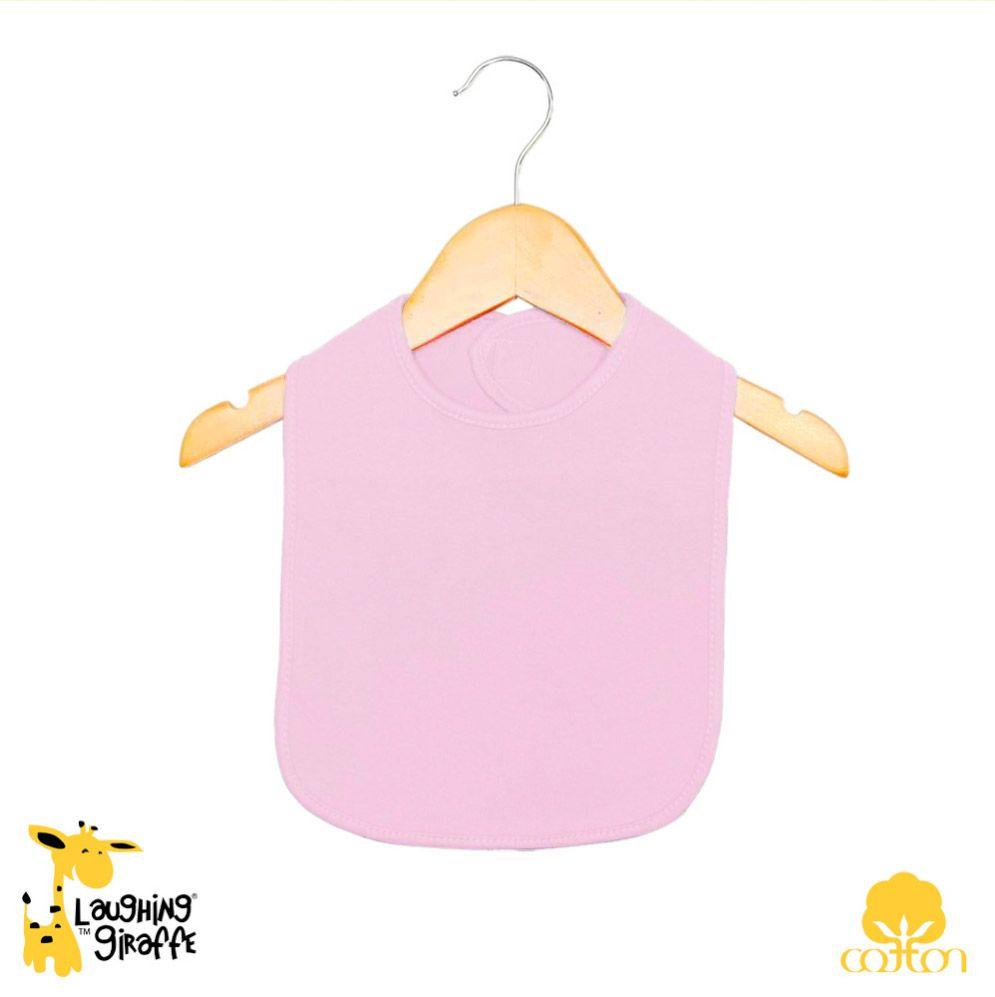Baby Bib 2 Ply - Pastels - Baby World Inc