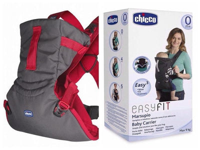 Ergonomic Kangaroo Baby Carrier - Baby World Inc