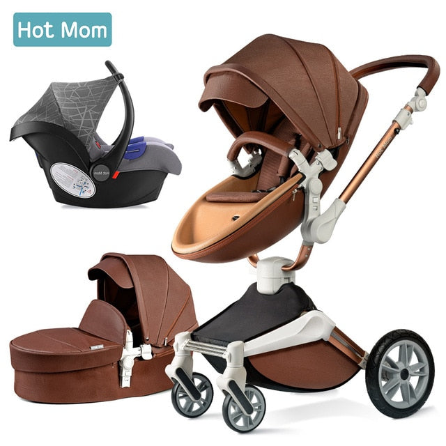 Multifunctional Baby Stroller - Baby World Inc