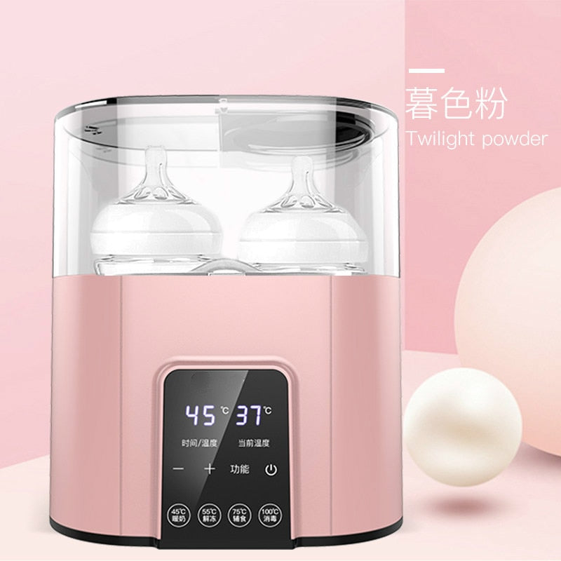 Baby bottle sterilizers 4-in-1 Multi-function Intelligent Thermostat Bottle Warmer - Baby World Inc