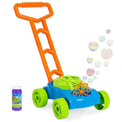 Creative Home Garden Interactive Pushing Car Automatic Bubble Machine - Baby World Inc