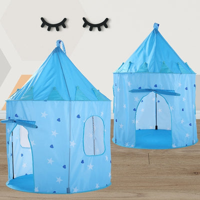 135CM Kids Play Tent Ball Pool Castle Portable Indoor Outdoor - Baby World Inc