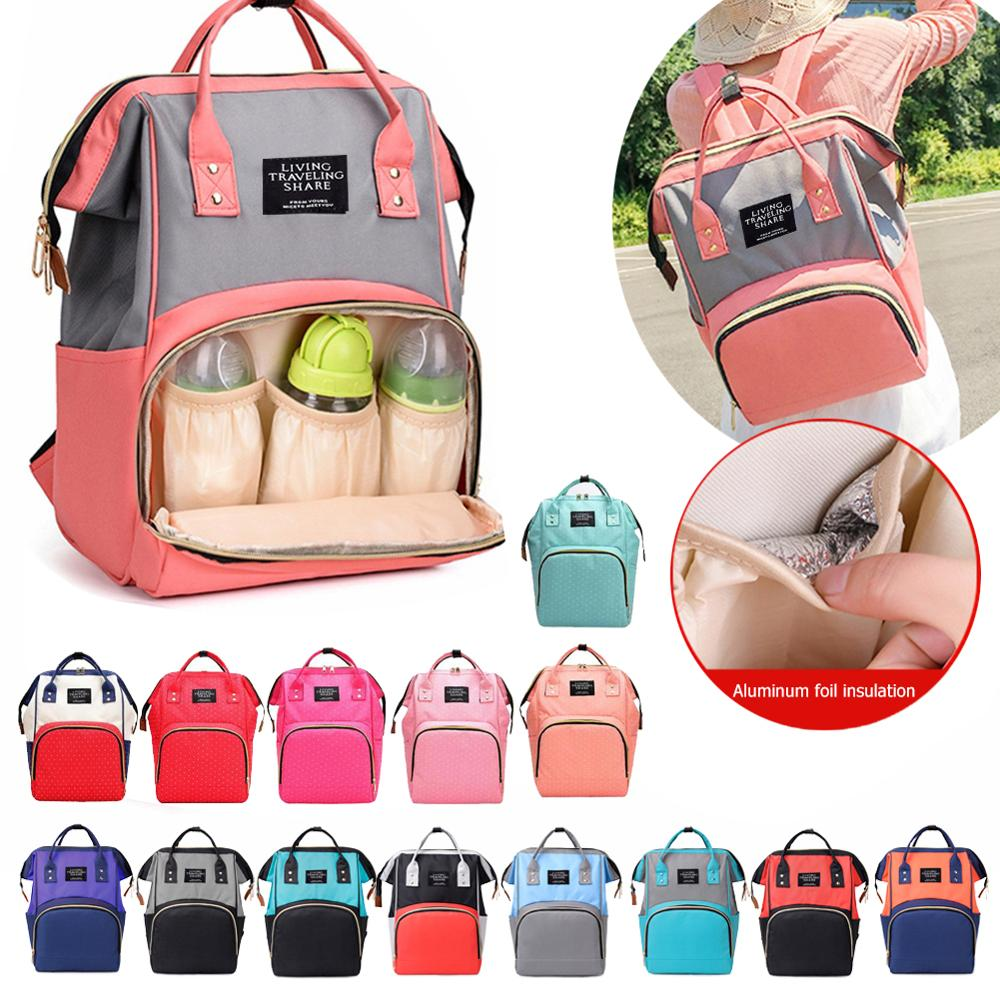 Fashion Baby Diaper Bag - Baby World Inc