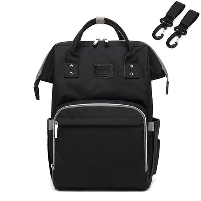 Nappy Backpack Bag - Baby World Inc