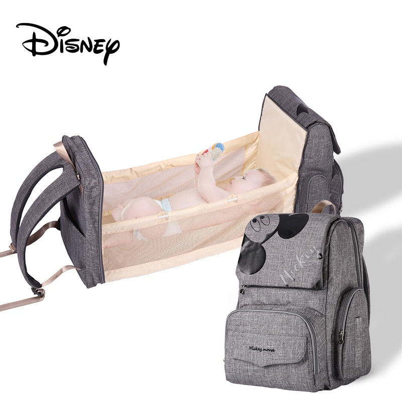Disney Diaper Backpack - Baby World Inc