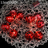 1.5m 10Led Halloween Pumpkin Ghost Skeletons Bat Spider Led Light Party Halloween Ornament - Baby World Inc