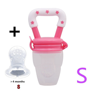 Fresh Food Baby Feeder & Pacifier - Baby World Inc