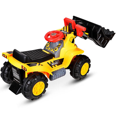 Kids Toddler Ride On Truck Excavator Digger C269 - Baby World Inc