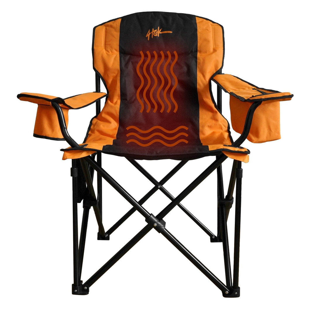 4Tek Heated Outdoor Camping Chair - 4Tek