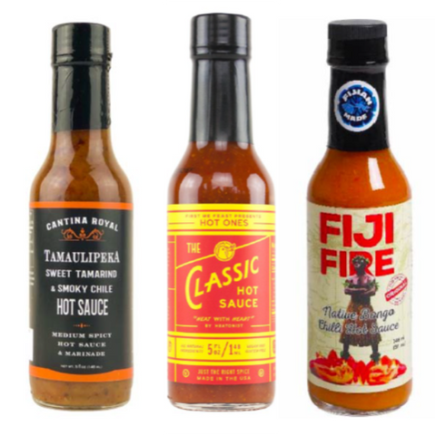 Hot Ones Season 11 Warm Pack