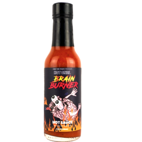 COMING SOON Hot Ones Brain Burner