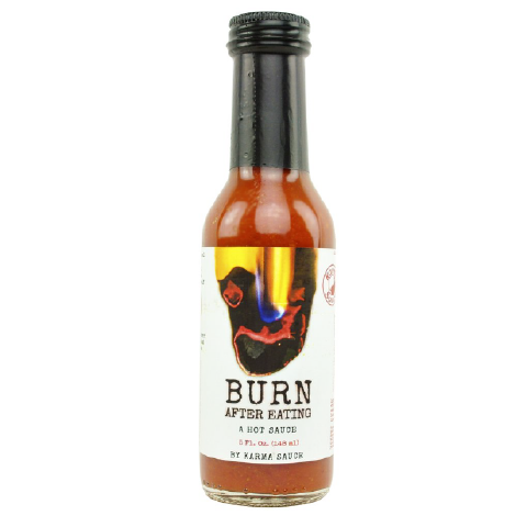 COMING SOON Karma Burn After Eating
