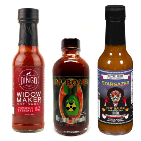Hot Ones Season 11 Scorcher Pack