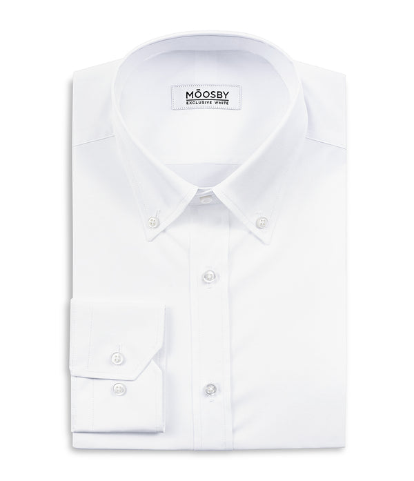 Camisa SUNSET Popelin Extra Blanco 140's Twisted