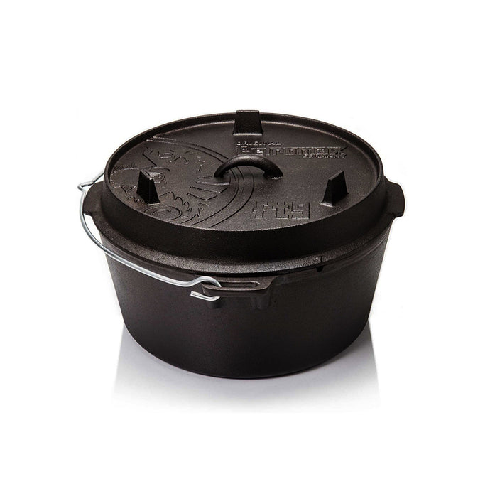 Forno Olandese in ghisa - Dutch Oven Petromax FT9 - 7,5Lt