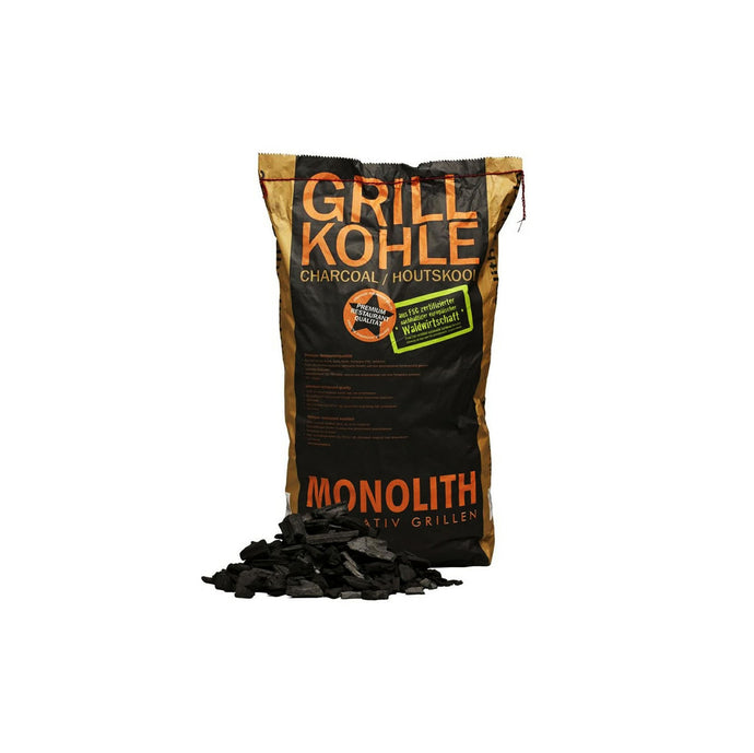 Carbone per barbecue 3Kg Grill Khole Charcoal Houtskool Monolith