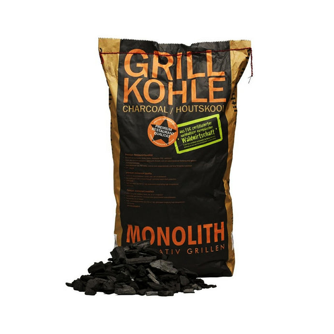 Carbone per barbecue 8Kg Grill Khole Charcoal Houtskool Monolith