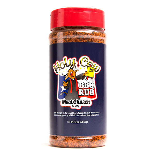 Rub Holy Cow Meat Church BBQ 340.20g miscela di spezie per manzo