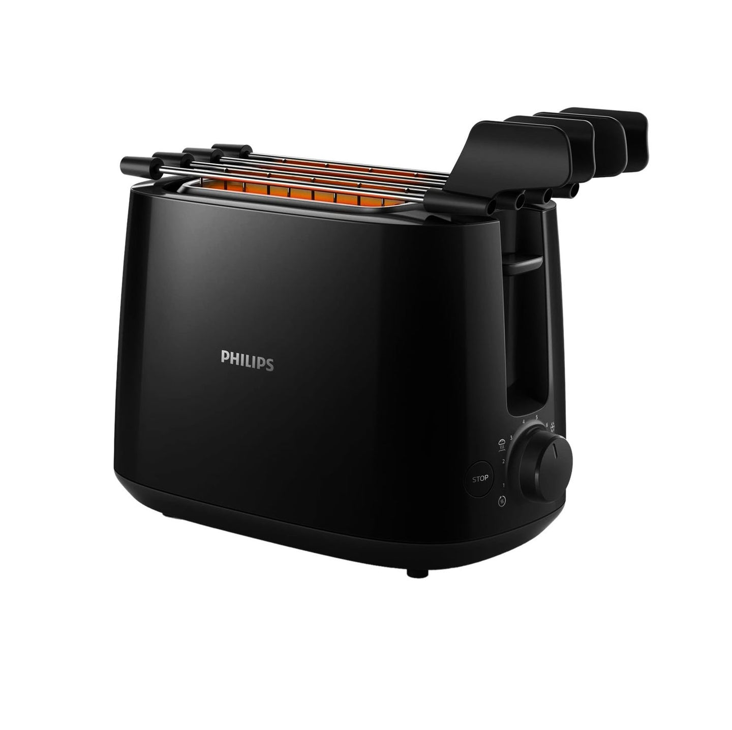 Tostapane Nero Philips Cucina Daily Collection