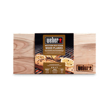 Load image into Gallery viewer, Western Red Cedar WOOD PLANKS - Weber