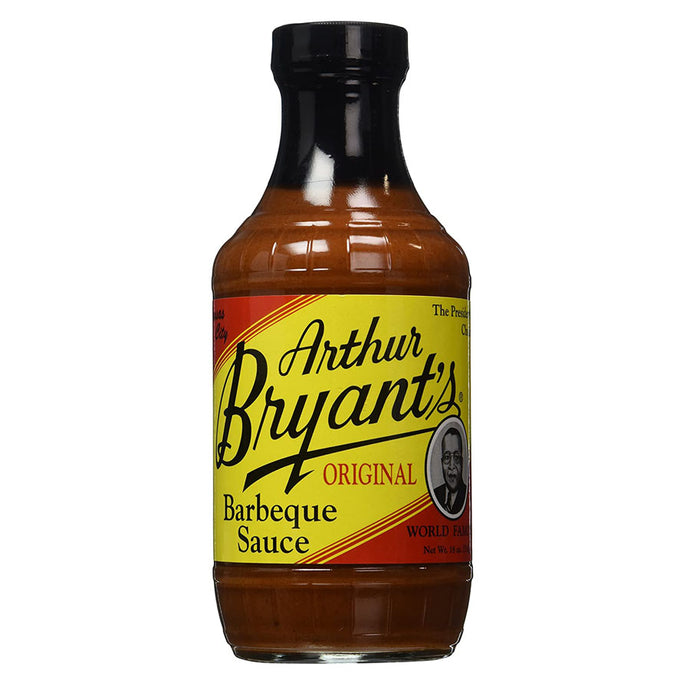 Salsa Barbecue Arthur Bryant's Sauce 510g