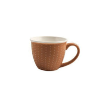 Load image into Gallery viewer, Tazza da caffè Cinnamon in porcellana da 90 ml H&H LIFESTYLE