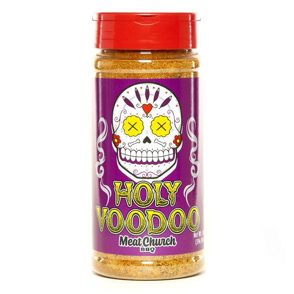 Rub Holy Voodoo Meat Church BBQ 396.90g