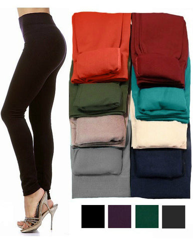 Cozy Up Fleece Leggings