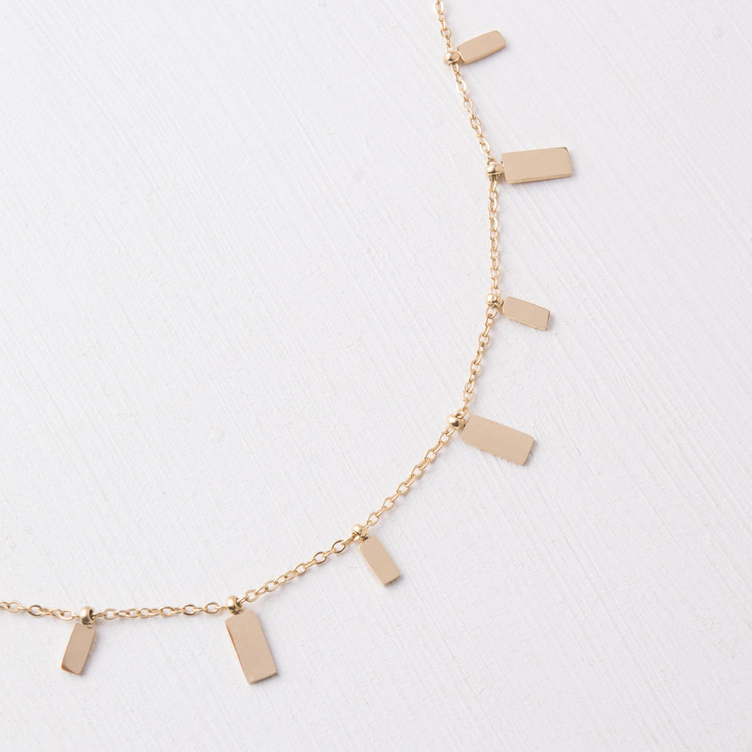 Harriet Gold Necklace
