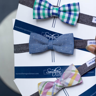 Boys Bow Tie Sets