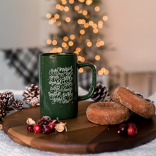 Load image into Gallery viewer, Christmas Feelings Campfire Mug