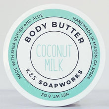 Load image into Gallery viewer, coconut body butter