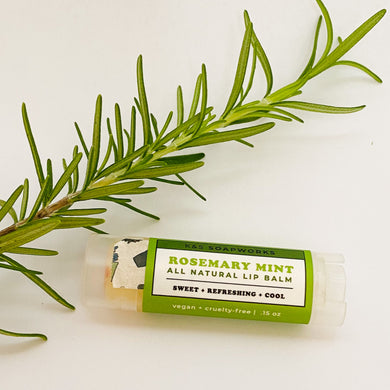 Rosemary Natural Lip Balm