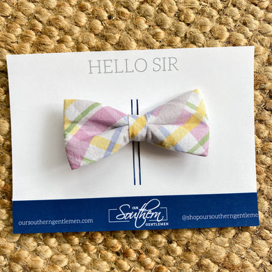 boys spring bow ties