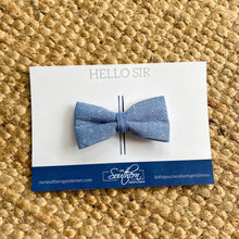 Load image into Gallery viewer, Boys Bow Tie-Single