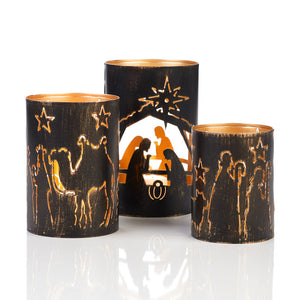 Nativity Story Lanterns