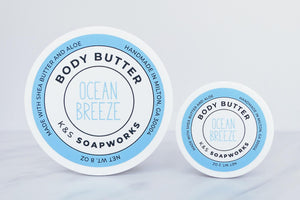 Shea Butter & Aloe Body Butter