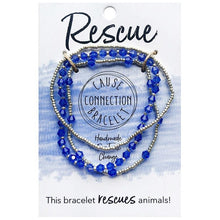 Load image into Gallery viewer, rescue cause bracelet