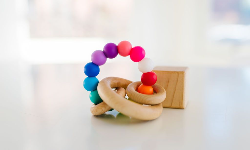 Saturn Ring Teethers
