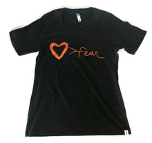 Load image into Gallery viewer, Love Greater Than Fear Tee