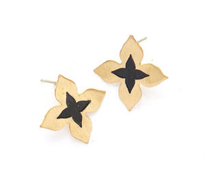 Fair Trade Flower Earrings
