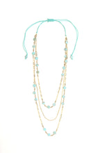 Load image into Gallery viewer, Synchronicity Multi Strand Necklace