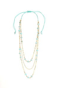 Synchronicity Multi Strand Necklace